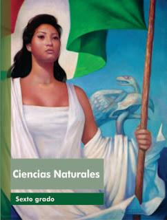 Ciencias Naturales Sexto grado Libro de Texto Ciclo Escolar 2016-2017