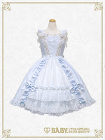 Mintyfrills, cute, kawaii, lolita fashion, sweet, princess, cinderella, dress,