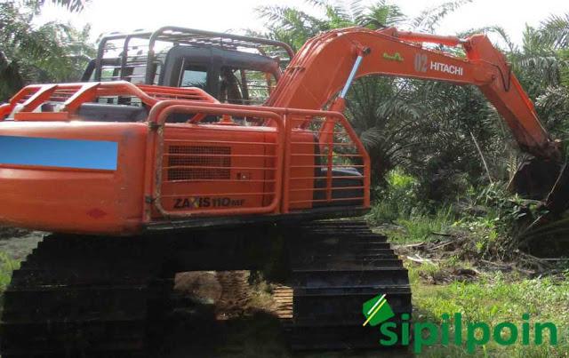 Cara Menghitung Produktivita Excavators