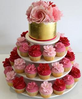 bolo+noivos73 - Bolo de Casamento Clássico - Inspirações