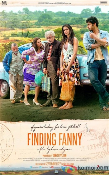 Finding Fanny 2014 Hindi Movie Download