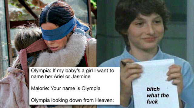 Trending Stories Of World Why Are Bird Box Memes So Popular It S