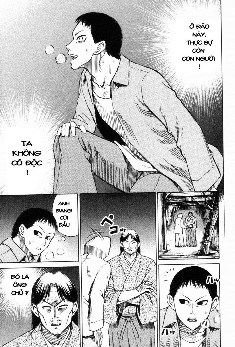 Higanjima chapter 52 trang 11