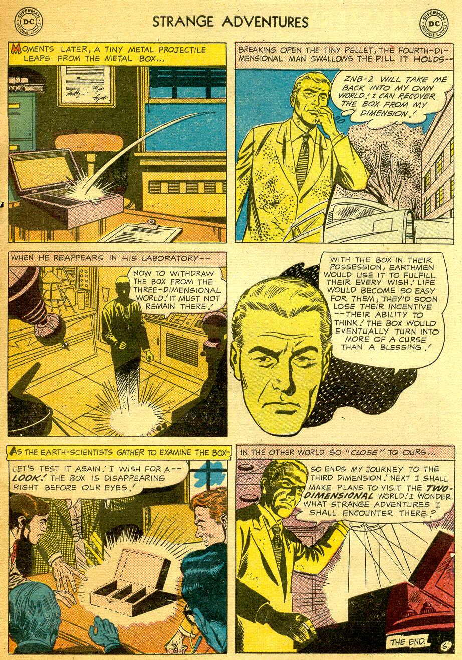 Strange Adventures (1950) issue 81 - Page 33
