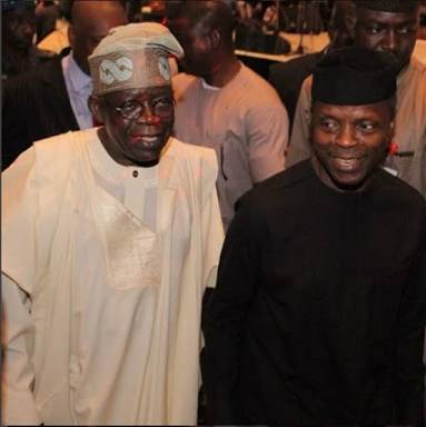 Osinbajo Hasn't Changed Due To High Office, says Tinubu