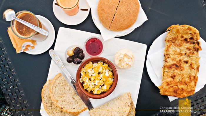 Asilah Food Trip Breakfast Morocco