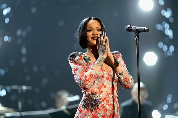 Rihanna: Why She Wished She Was In Bed With Hillary Clinton In 'Famous' Video