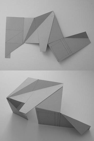 Origami Japanese Garden