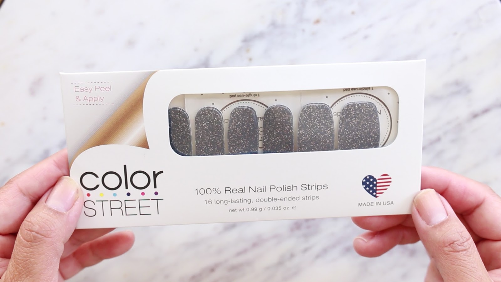 Color Street Nails Review And Tutorial