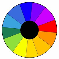 Color Wheel for Art