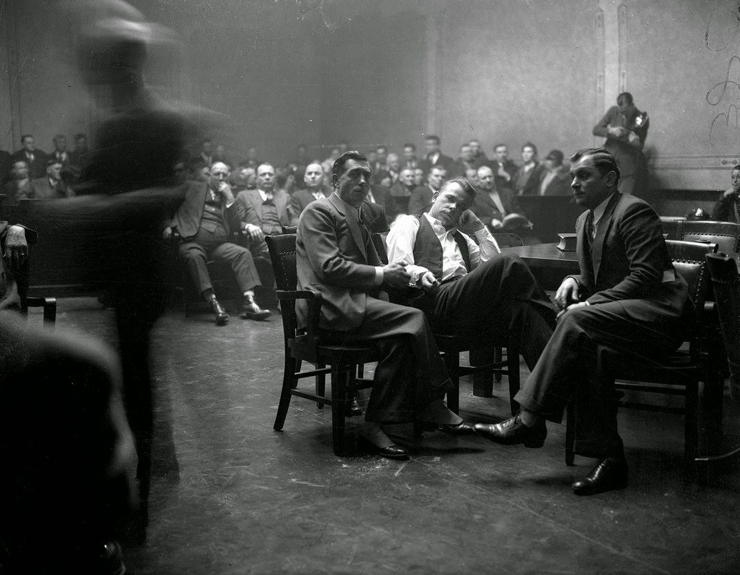 Unseen Vintage Chicago Crime Photos From Between the 1900s and 1950s