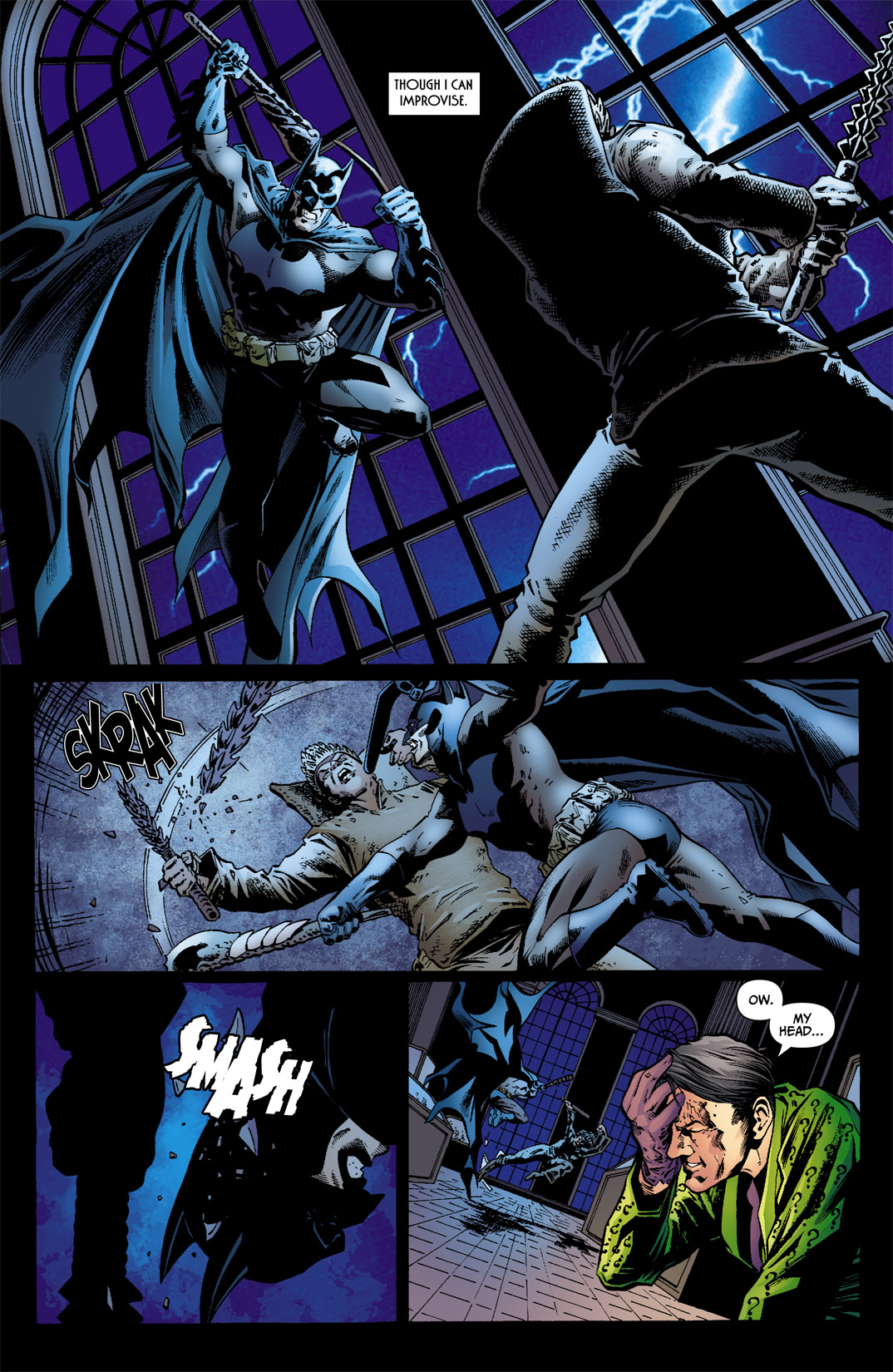 Detective Comics (1937) 828 Page 15