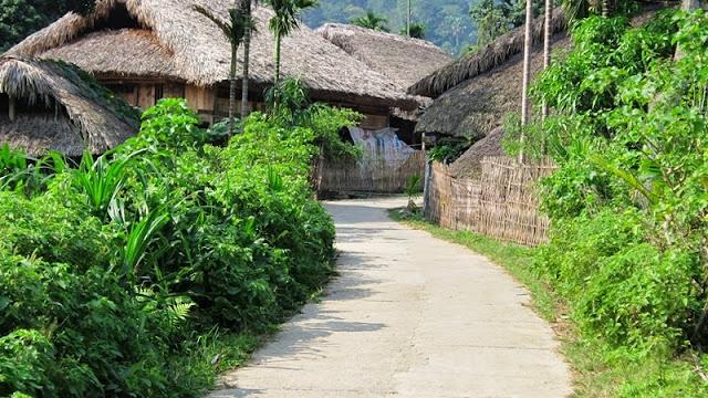Nam Dam village 2