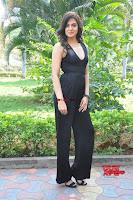 Sakshi Chaudhary in beuatiful black Deep neck Top and trousers at oollo pelliki kukka ~  Exclusive Galleries 038.jpg
