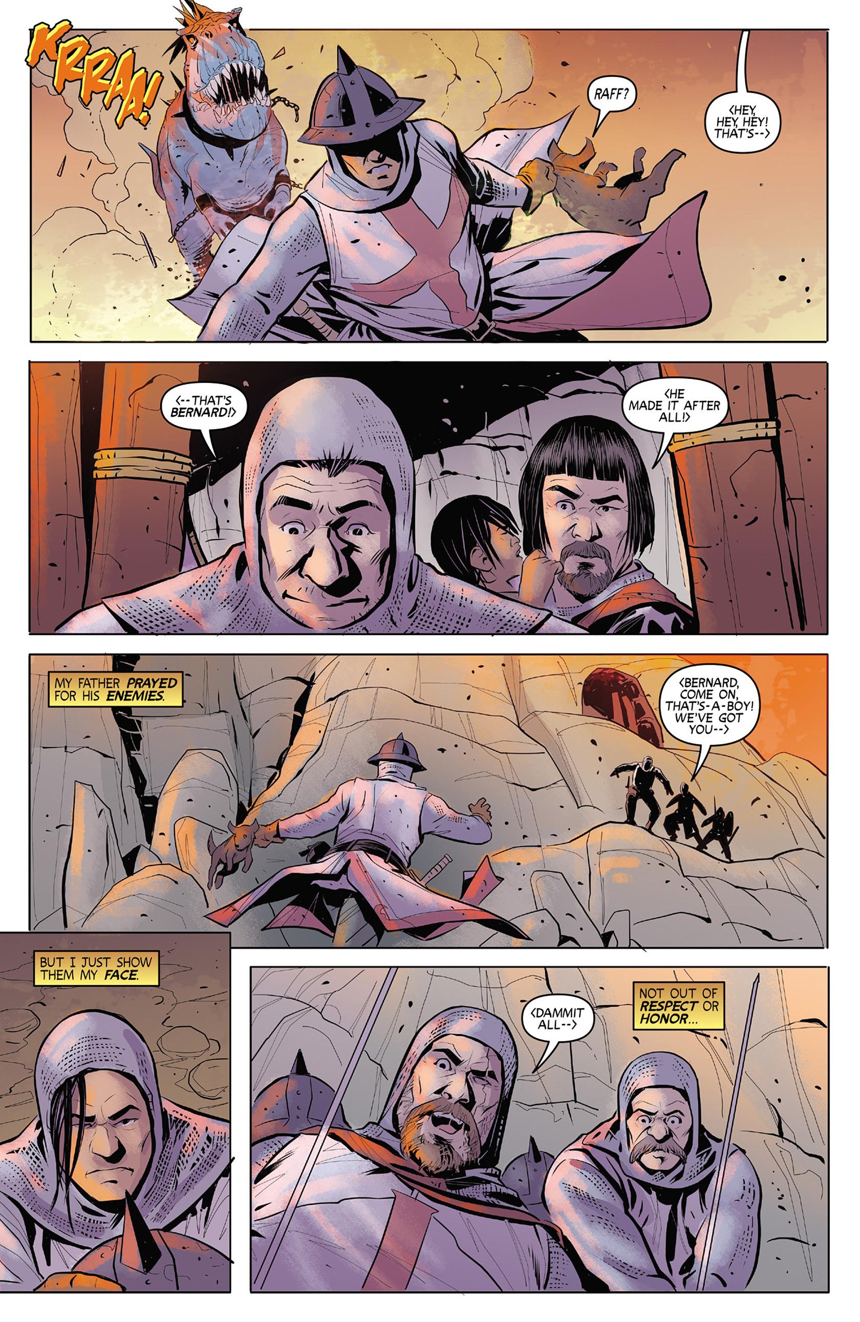 Read online Turok: Dinosaur Hunter (2014) comic -  Issue #4 - 14