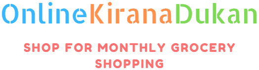 Online Kirana Dukan grocery shopping india