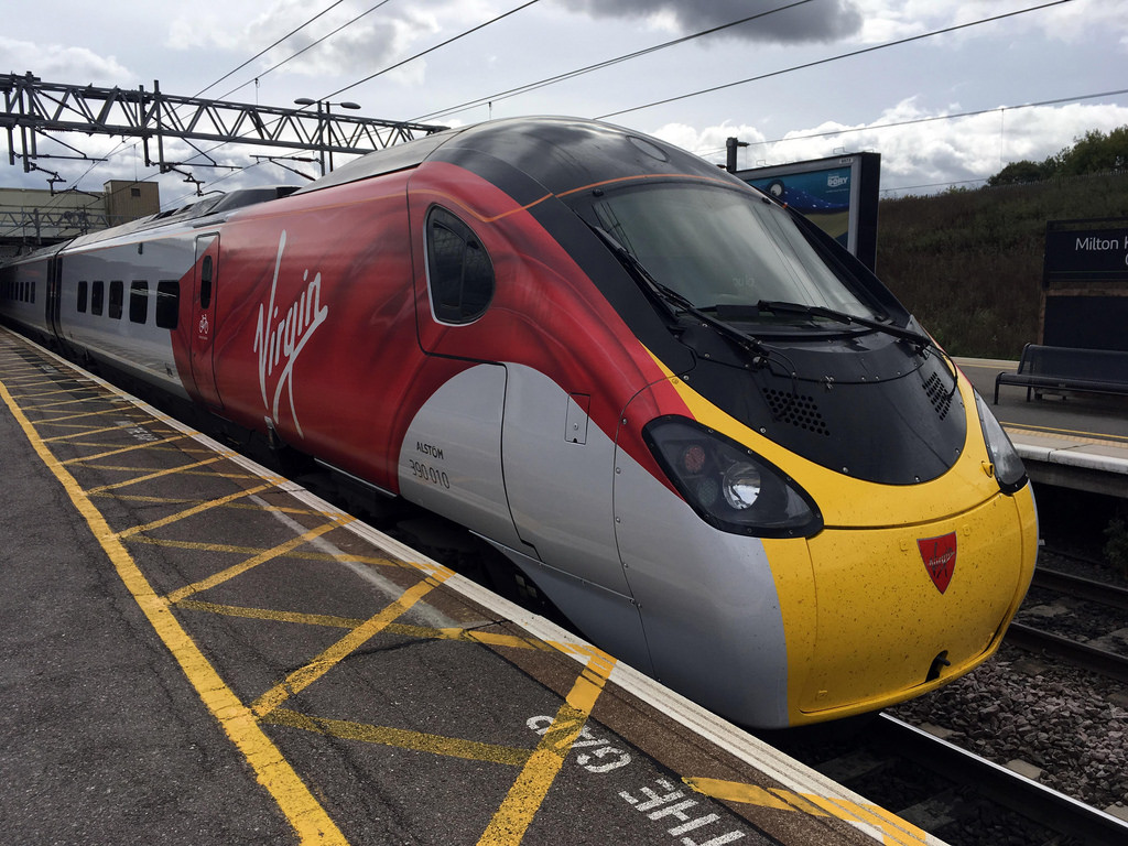 British Diesels and Electrics: Class 390 Pendolino