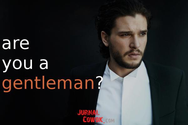 Apakah Kamu Seorang Pria Sejati