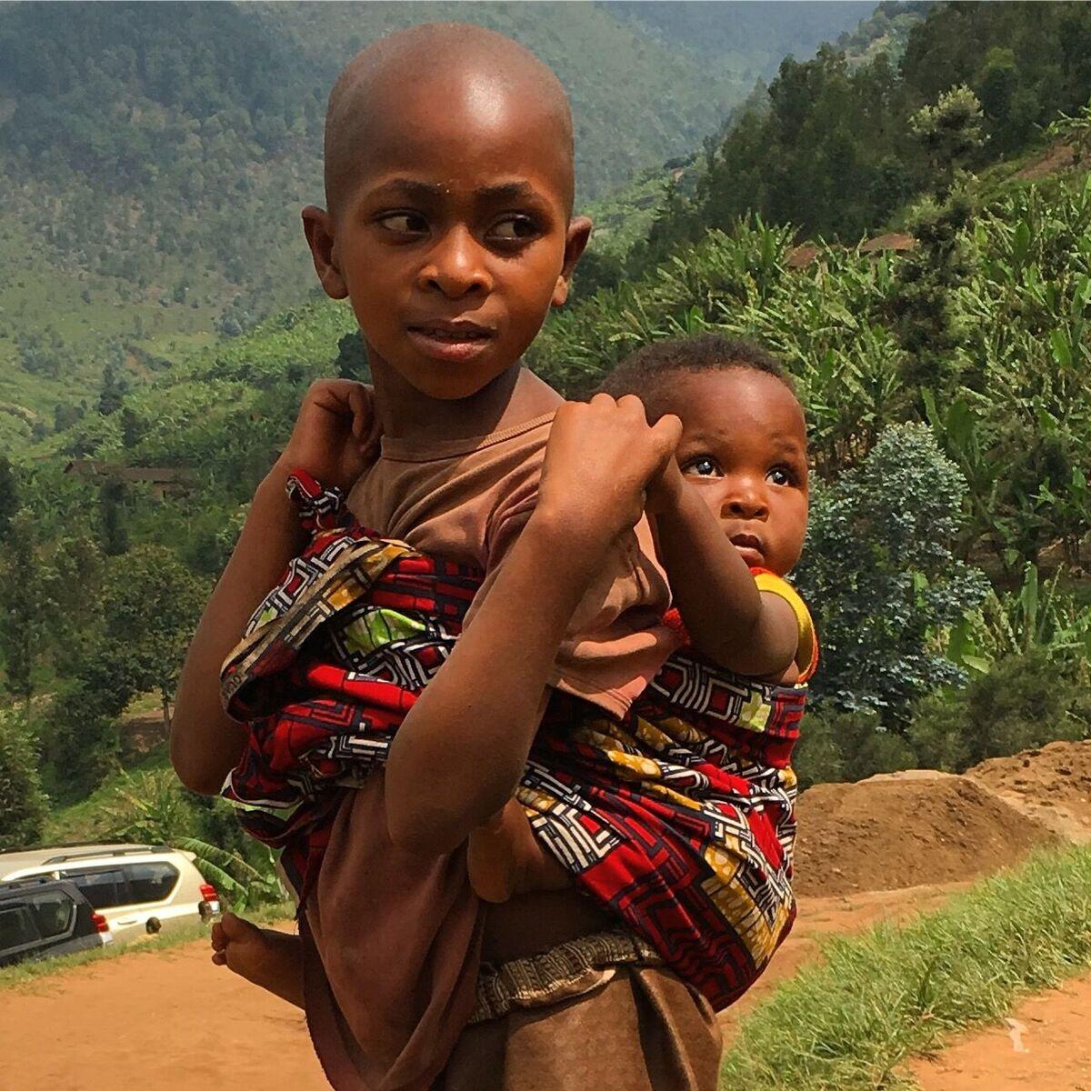 Αφρικανική καυτά έβενο