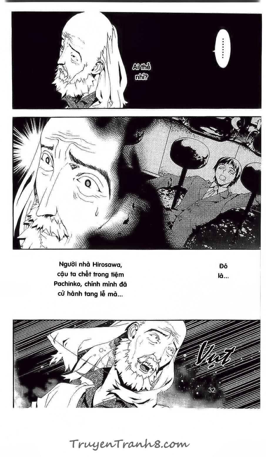 Shiki chapter 27 trang 32