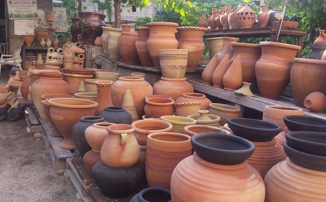 دراسة جدوى فكرة مشروع صناعة الفخار فى مصر 2019