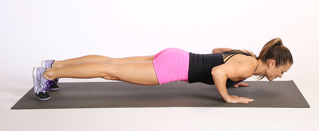 The 4-Minute Circuit Workout You Can Do Anywhere