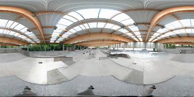 toit couvert skatepark paris egp18 module beton
