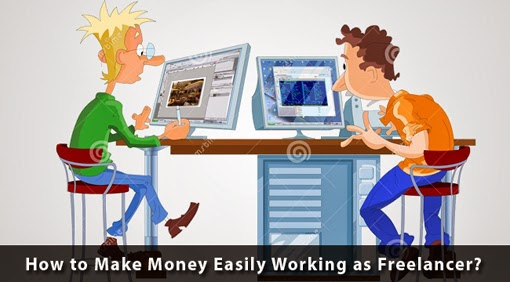 How to make money online as a freelancer