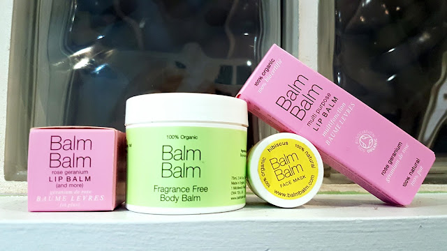 Balm Balm lip balm, body balm, face mask