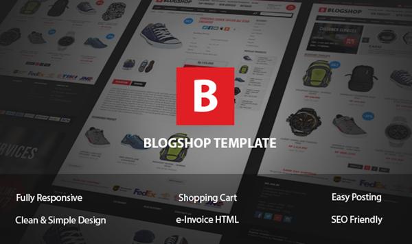 Blogshop Blogger Templates - Kaizentemplate - Rebuild Another ...