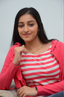 Telugu Actress Mouryani Latest Pos in Blue Denim Jeans  0138.JPG