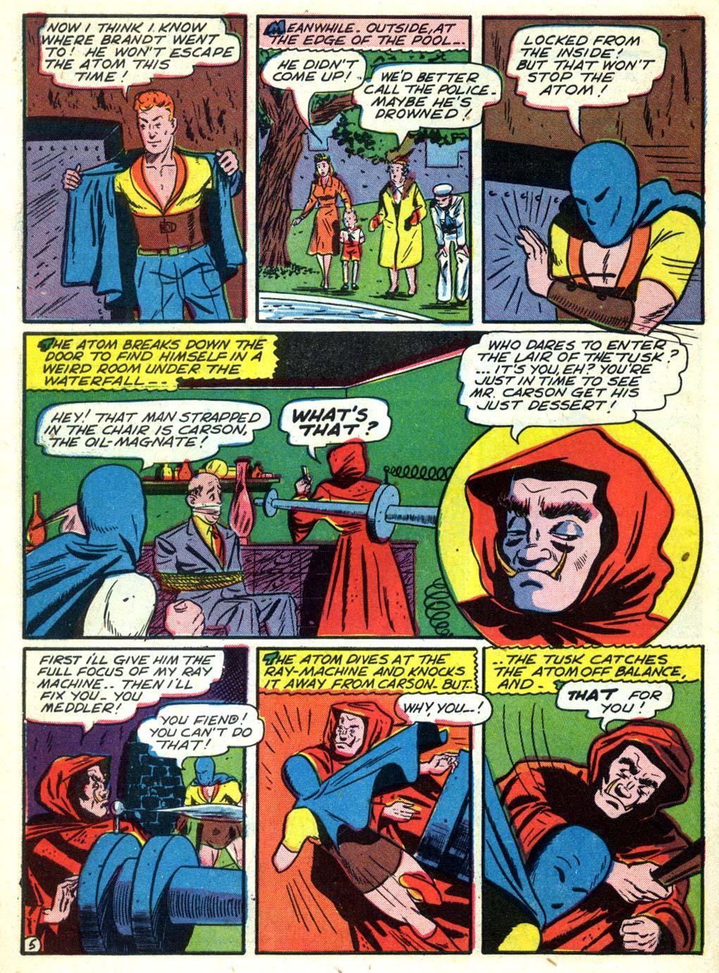 Read online All-American Comics (1939) comic -  Issue #40 - 63