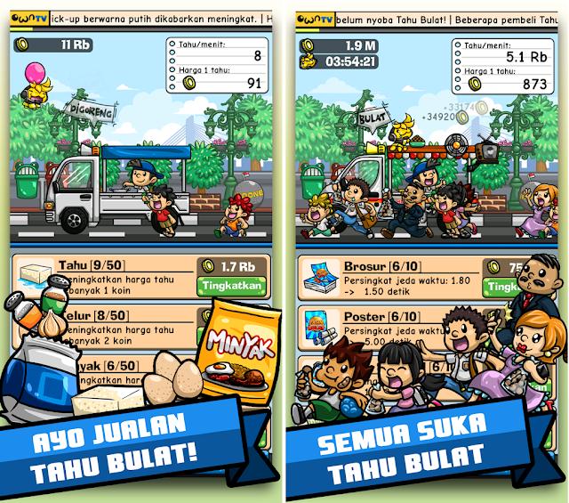 Download game tahu bulat mod full apk