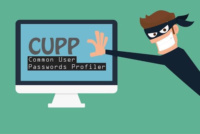 Tạo wordlist dựa trên thông tin cá nhân bằng CUPP