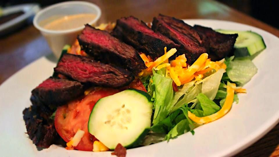 Beef Steak Salad