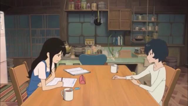 Ookami no Kodomo Ame To Yuuki
