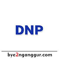 Lowongan Kerja PT DNP Indonesia 2018