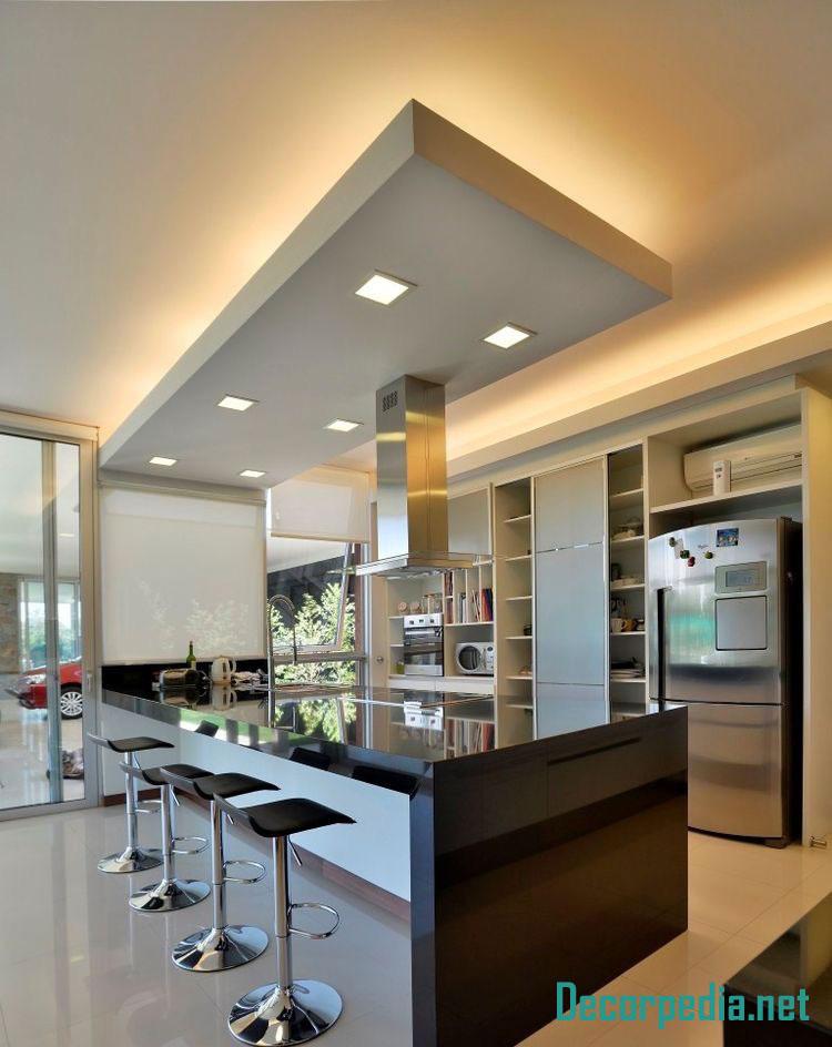 Latest False Ceiling Design 2019 For Kitchen