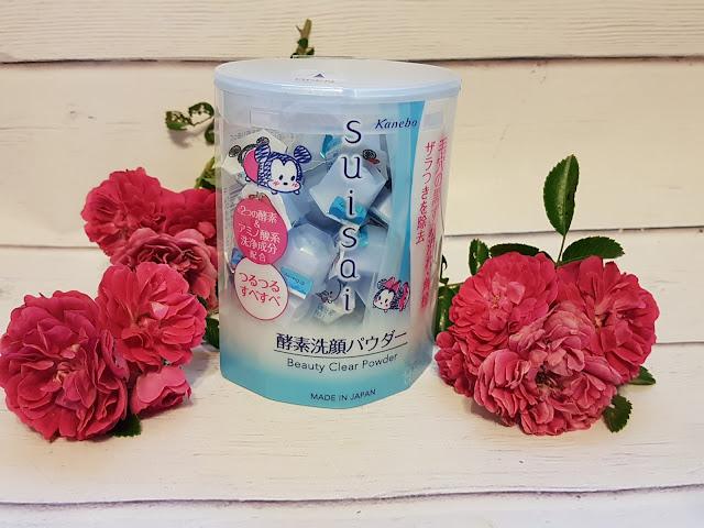 Japoński peeling w proszku (Kanebo suisai beauty clear powder)