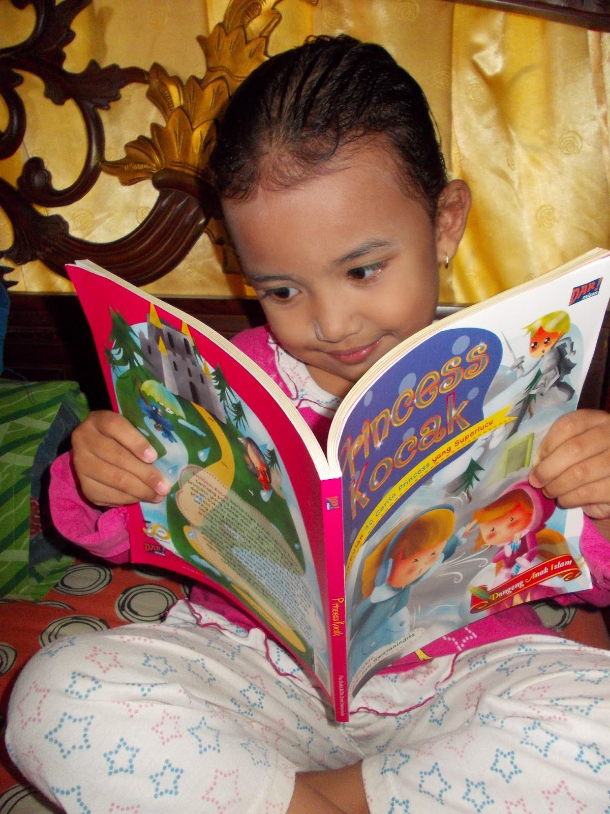 A Hope For The Best Future Resensi Buku Princess Kocak