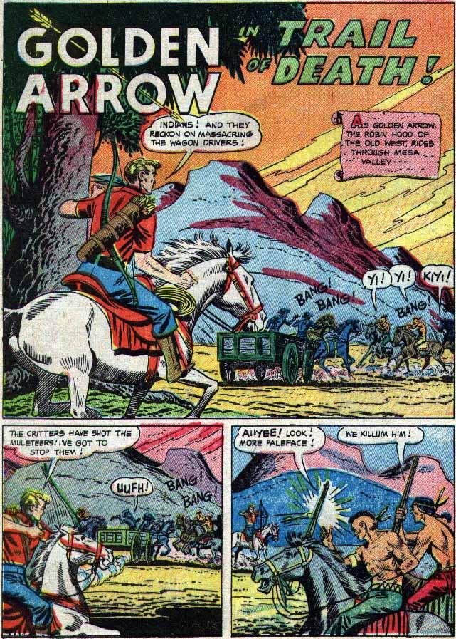 Read online WHIZ Comics comic -  Issue #154 - 28