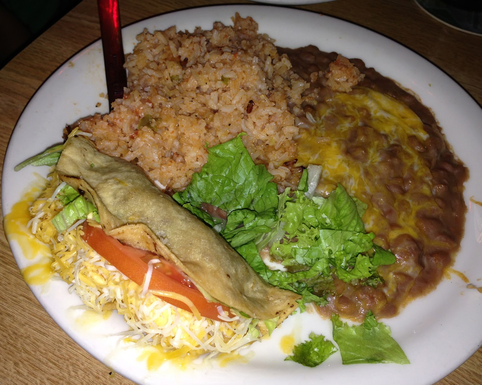 TASTE OF HAWAII: JOSE\'S MEXICAN RESTAURANT AND CANTINA