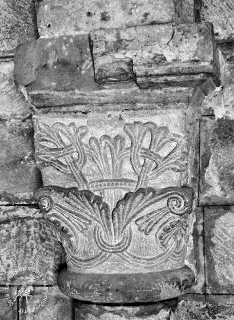 LE BOURG (46) - Eglise Saint-Saturnin (XIe-XIIe siècle)