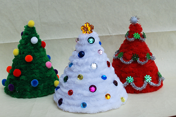 It's Playtime: Homemade Christmas Decorations!