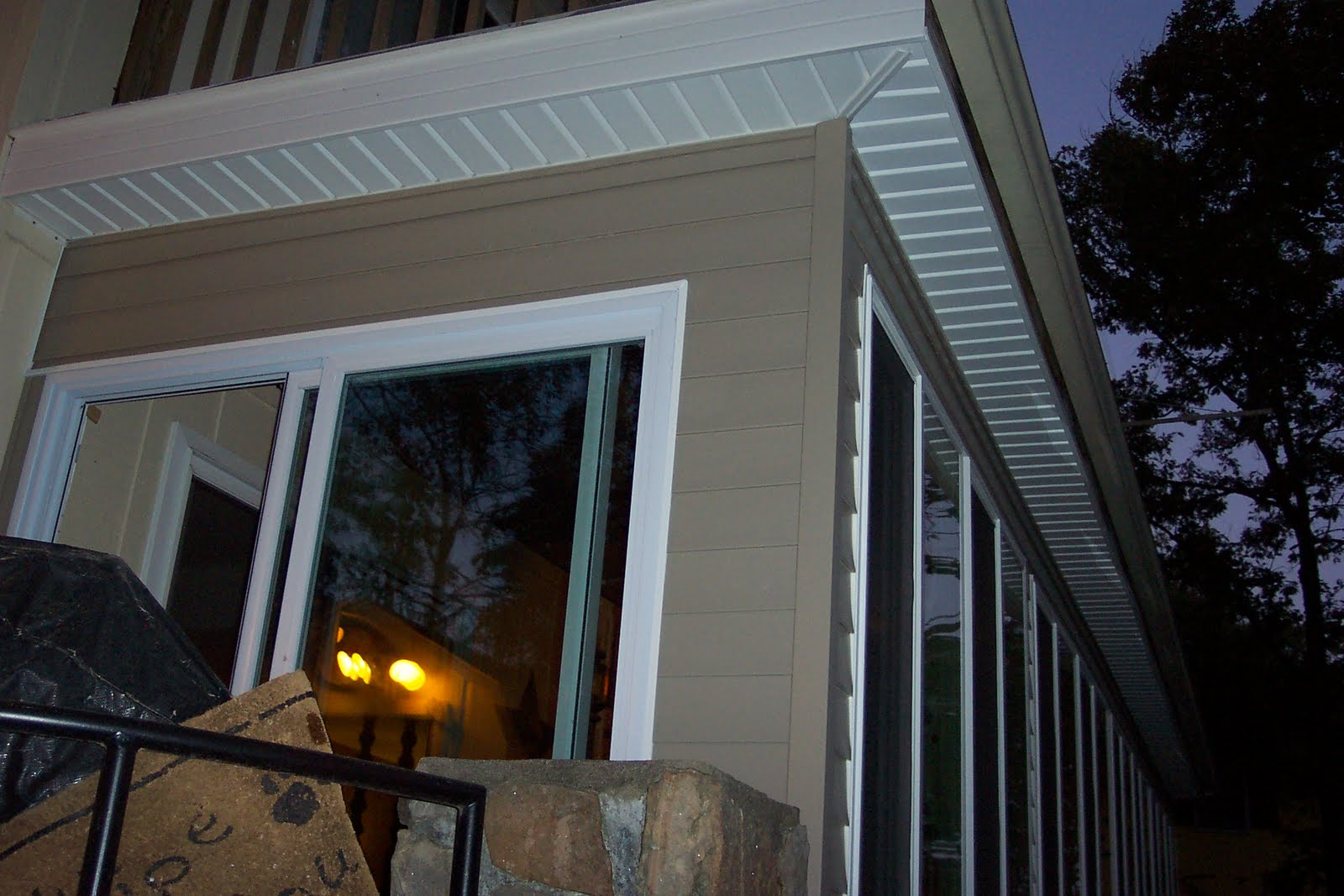 Gregg S Doghouse Lake House Porch Addition Step Two