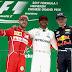 Fórmula 1 - Madrugada quente