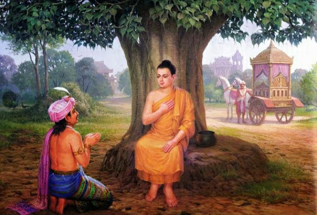 Đạo Phật Nguyên Thủy - Tìm Hiểu Kinh Phật - TRUNG BỘ KINH - Ðại Kinh Giáo giới La Hầu La