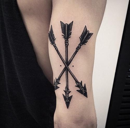 Tatuajes De Flechas Ideas Y Su Significado Belagoria La Web De