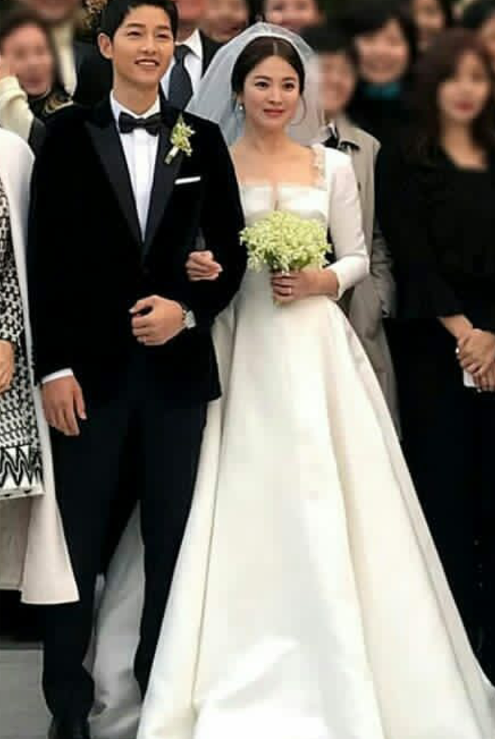 SongSong Couple Wedding Photos