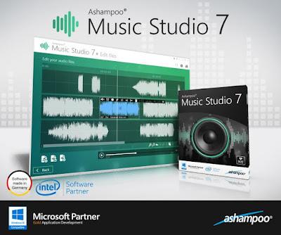 Ashampoo® Music Studio 7